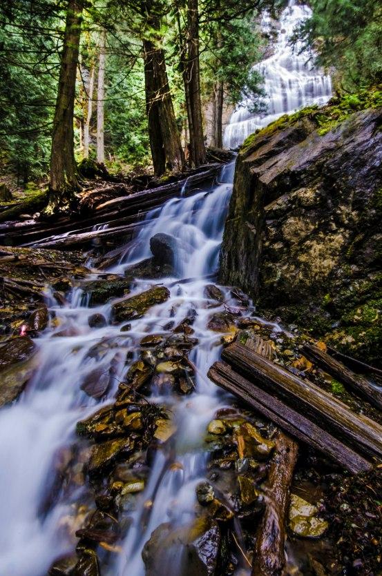 Bridal Falls, Chilliwack BC