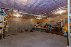 Bonus room under garage