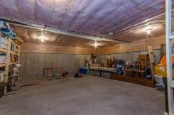 Bonus room under garage