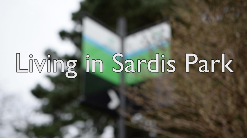 Video of Sardis Park from the sky.