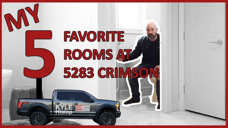 My top 5 favourite rooms at 5283 Crimson Ridge.