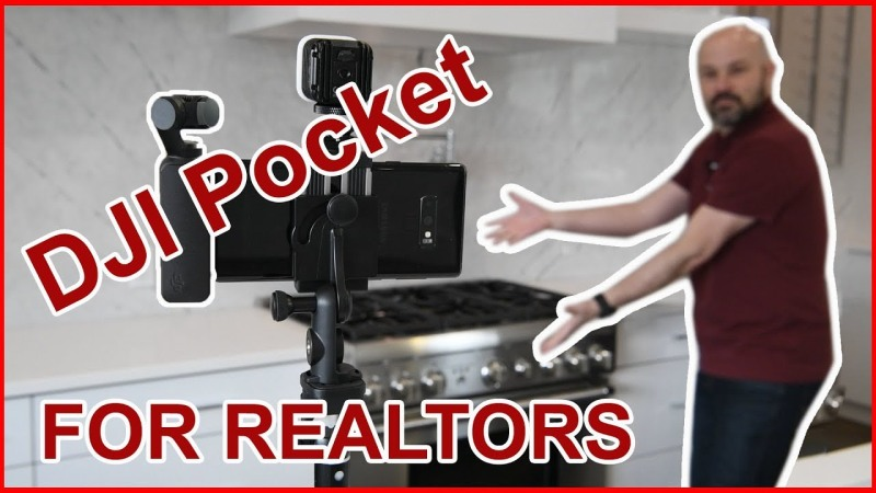 DJI pocket for REALTORS®